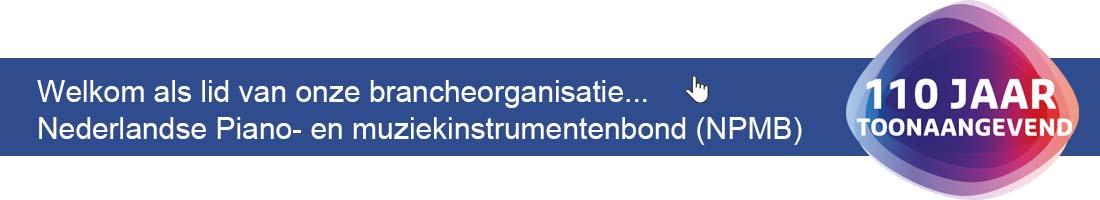 Welkom als lid van onze brancheorganisatie